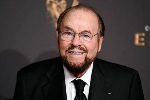 This Sept. 9, 2017 file photo shows James Lipton at the Creative Arts Emmy Awards in Los Angele ...