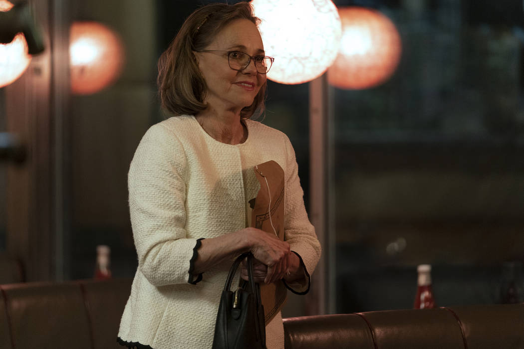 "Sally Field as Janice in ""Dispatches from Elsewhere."" (Jessica Kourkounis/AMC)"