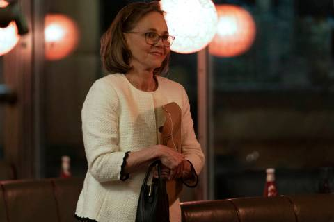 """Sally Field as Janice in """"Dispatches from Elsewhere."""" (Jessica Kourkounis/AMC)"""