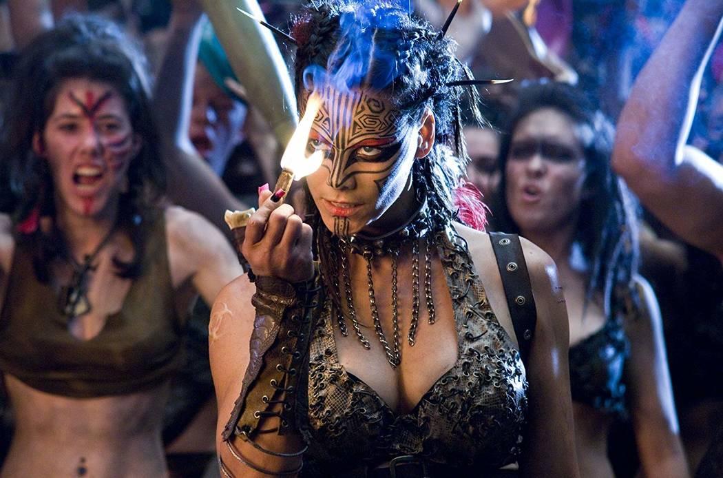 """Lee-Anne Liebenberg stars in """"Doomsday."""" (Universal Studios)"""