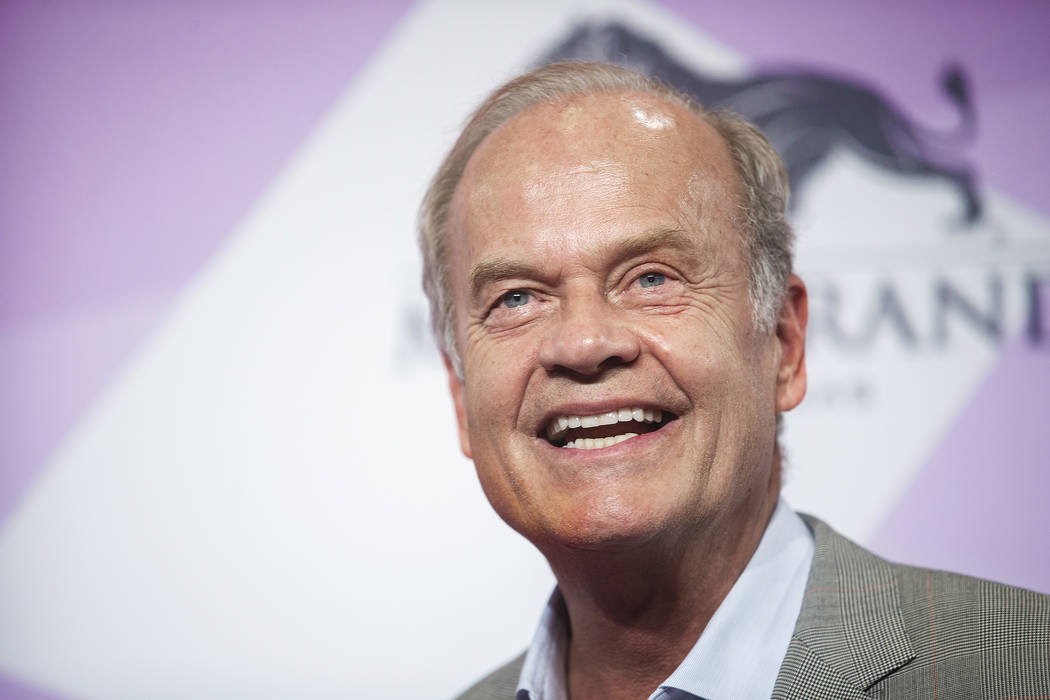 Kelsey Grammer walks the red carpet during the 24th Annual Power of Love Gala on Saturday, Marc ...