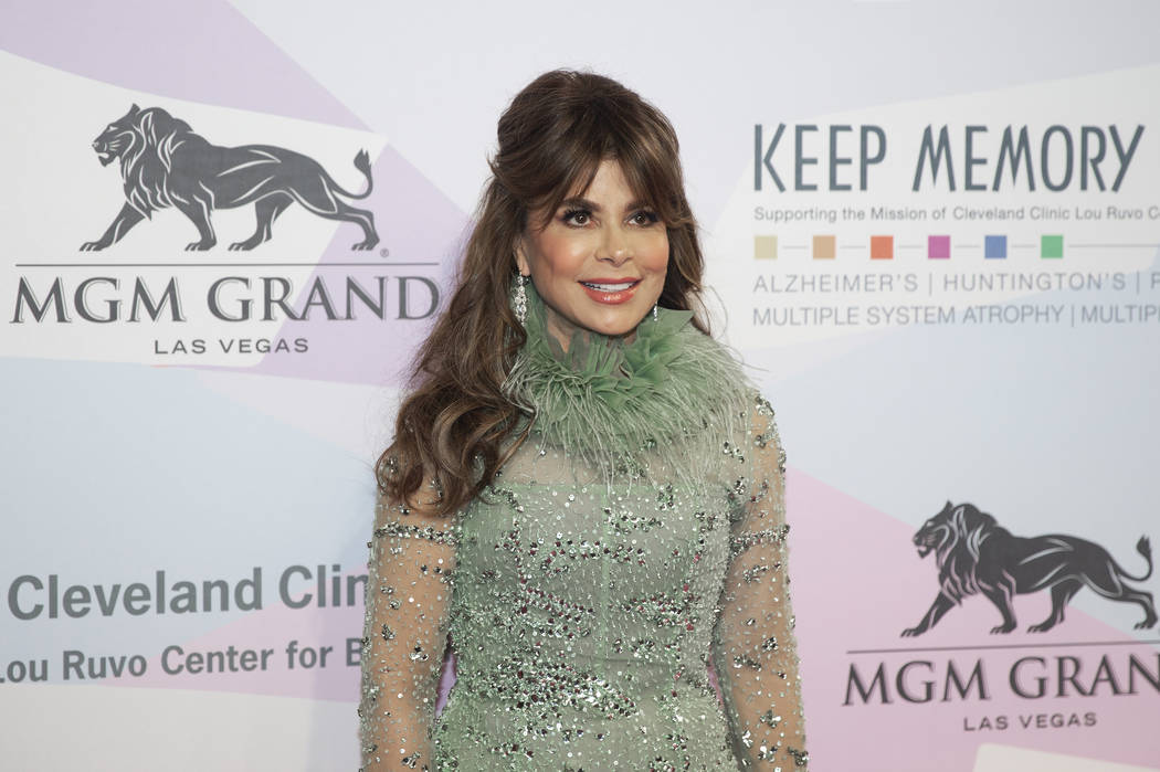 Paula Abdul walks the red carpet during the 24th Annual Power of Love Gala on Saturday, March 7 ...
