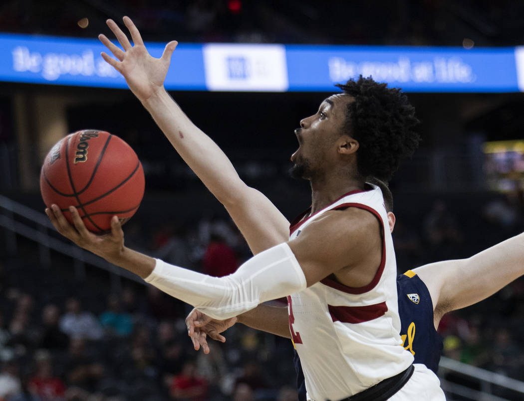 Stanford's guard Bryce Wills (2) jumps to shoot a point during the game against University of C ...