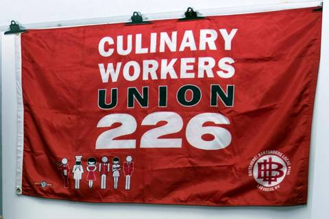 Culinary Union Local 226 (Las Vegas Review-Journal)