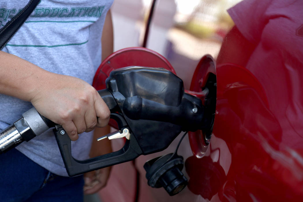 As the new coronavirus outbreak continues, along with OPEC disputes, the price of gasoline in N ...