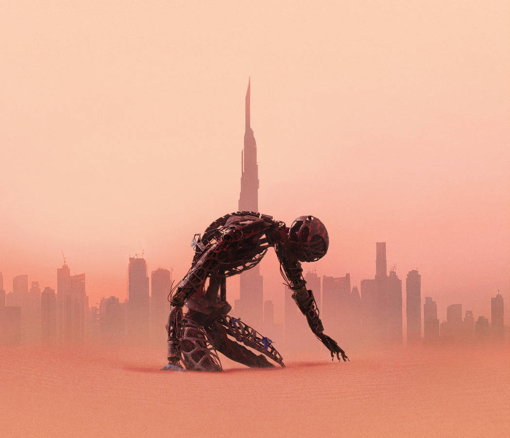 "Key art from Season 3 of ""Westworld"" (HBO)"