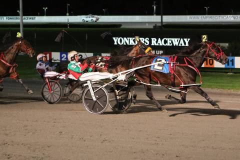 (Yonkers Raceway via Facebook)