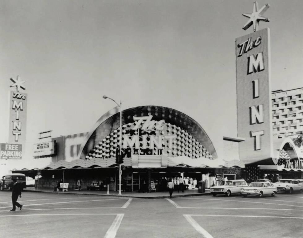 The Mint in downtown Las Vegas (Las Vegas Review-Journal)