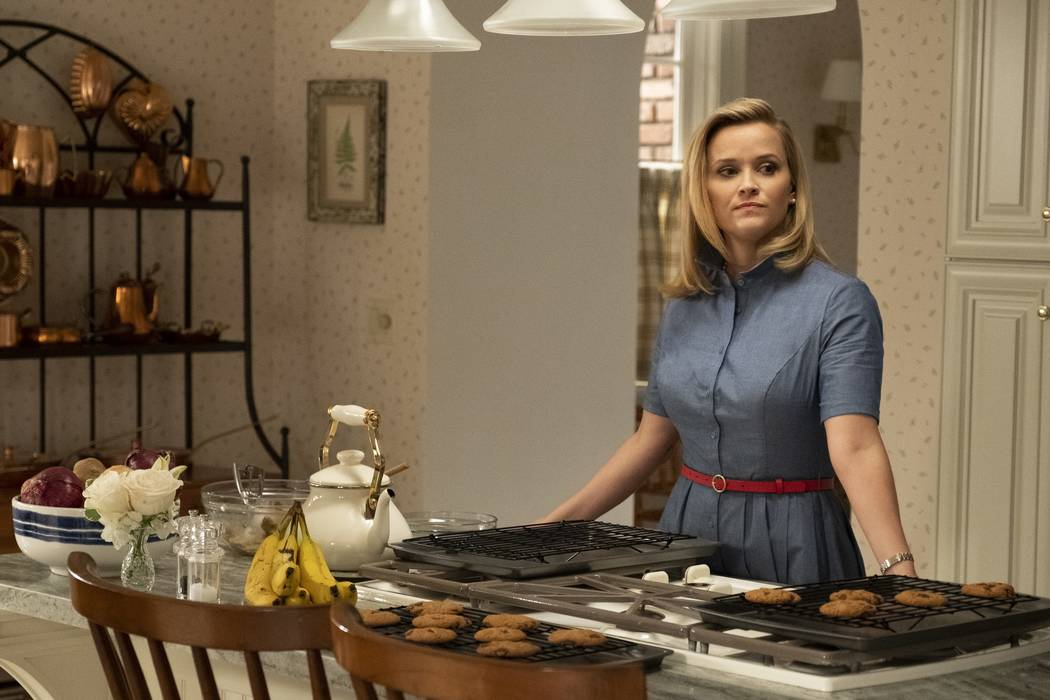 """Reese Witherspoon stars in """"Little Fires Everywhere."""" (Hulu)"""
