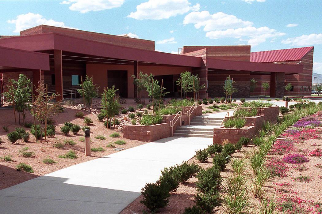 Alexander Dawson School in Summerlin (Las Vegas Review-Journal)