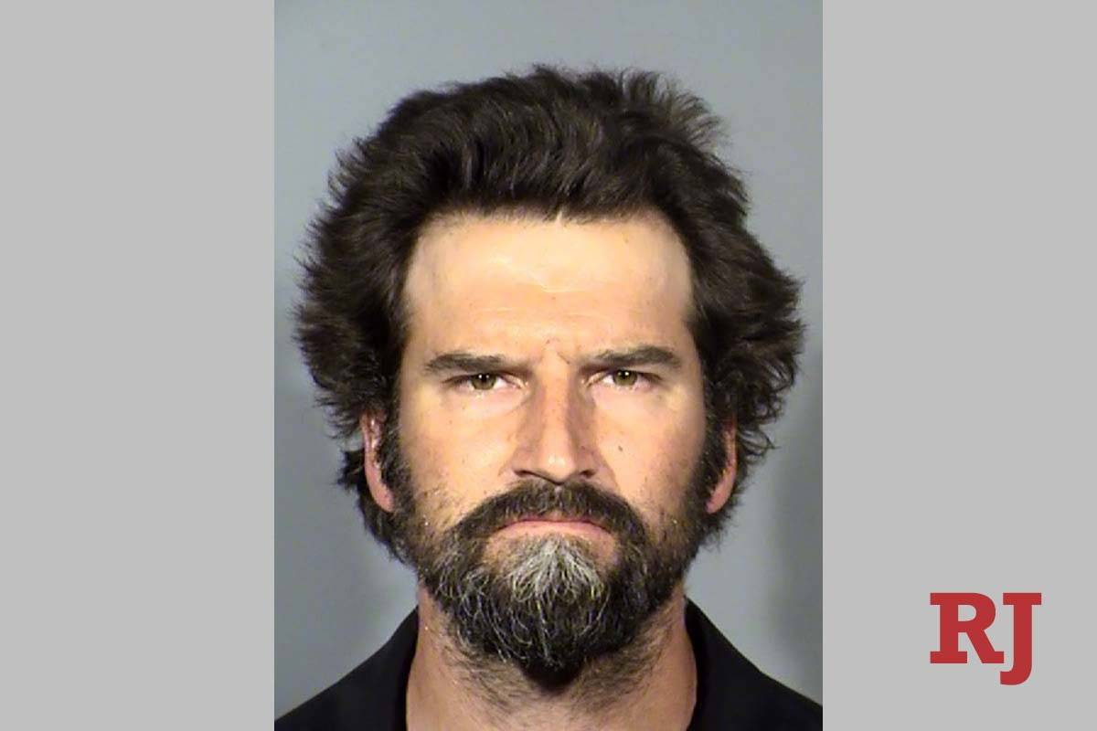 Tyler Frazier (Las Vegas Metropolitan Police Department)