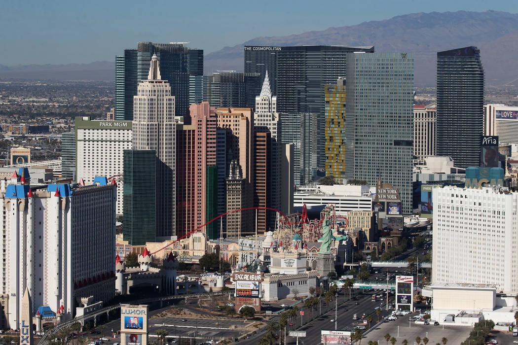 Las Vegas Strip Room Rates Plummet After Nfl Draft Canceled Las Vegas Review Journal