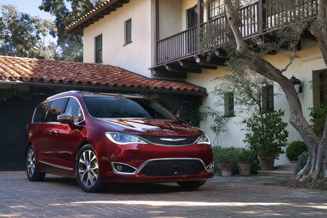 Chrysler With its sleek design and family-friendly functionality, the exterior of the Chrysler ...