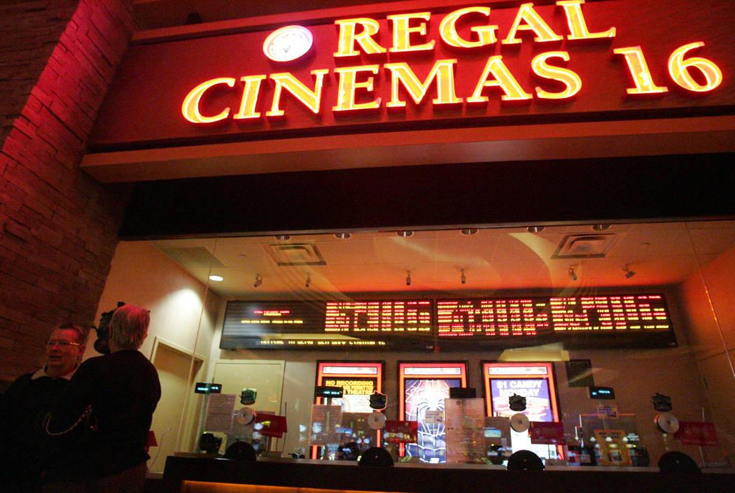 Regal Vegas