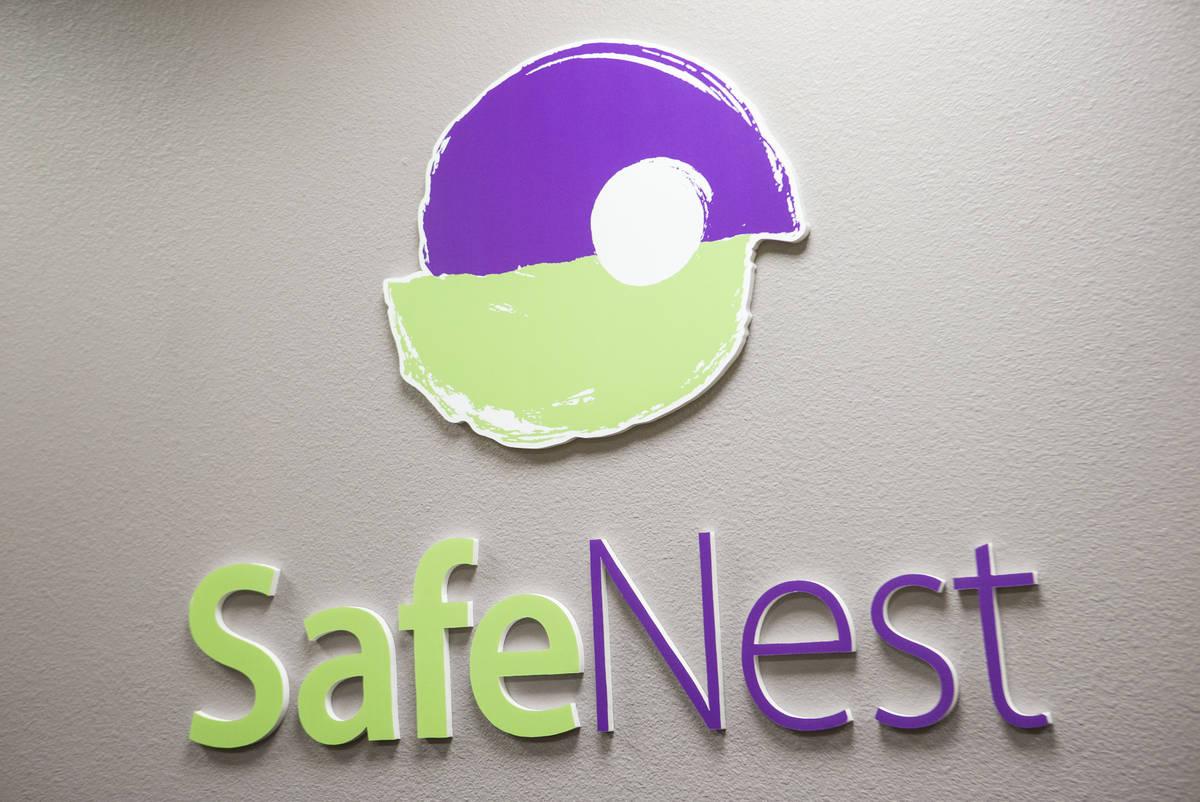 SafeNest in Las Vegas on Thursday, April 11, 2019. (Chase Stevens/Las Vegas Review-Journal) @cs ...