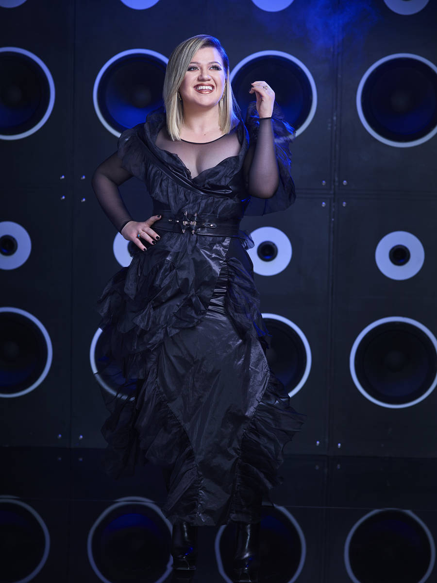 BILLBOARD MUSIC AWARDS -- Season 2019 -- Pictured: Kelly Clarkson -- (Photo by: Joseph Cultice/NBC)