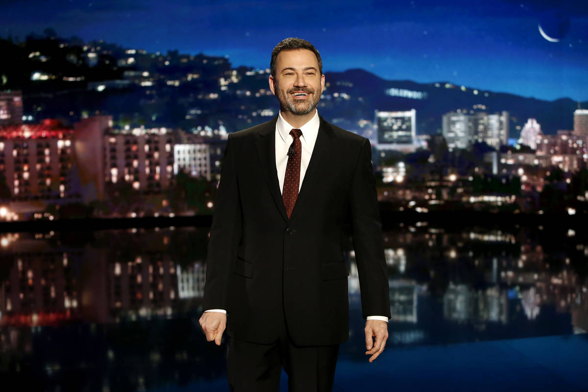 Jimmy Kimmel is among the late-night hosts to take to YouTube as the nation deals with the COVI ...