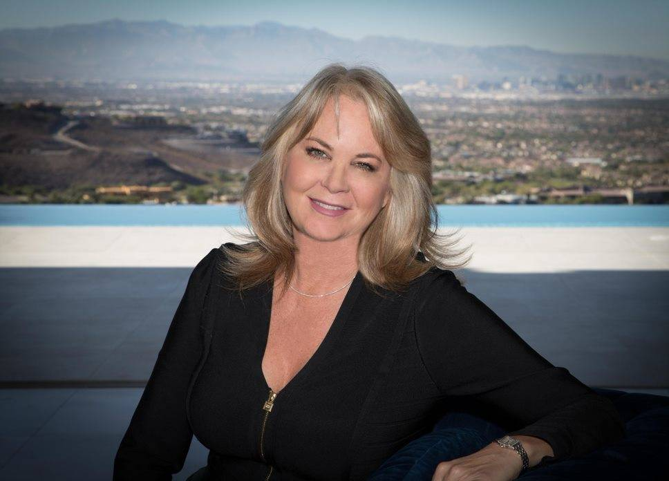 Luxury Realtor Kristen Routh-Silberman. (Tonya Harvey Real Estate Millions)
