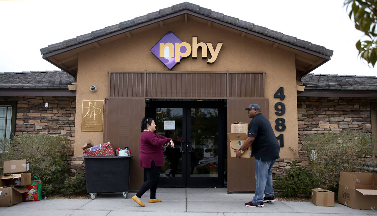 Nevada Partnership for Homeless Youth has set up an Amazon Wish List for items to assist people ...
