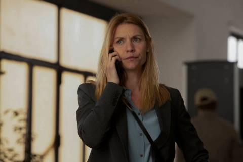 "Claire Danes stars in ""Homeland."" (Sifeddine Elamine/SHOWTIME)"