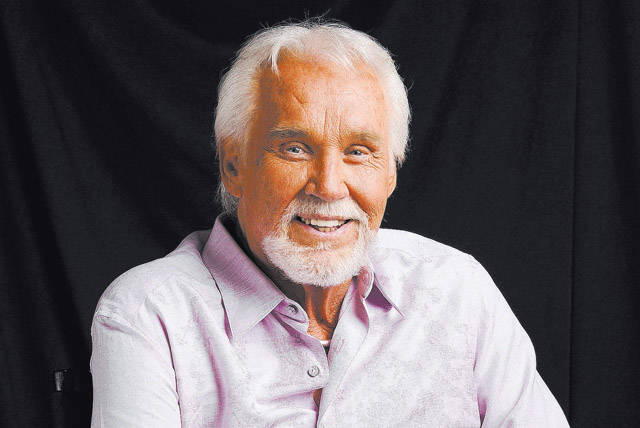 Kenny Rogers poses for a portrait at The Hot Seat in Nashville, Tenn., in 2013. (Photo by Donn ...