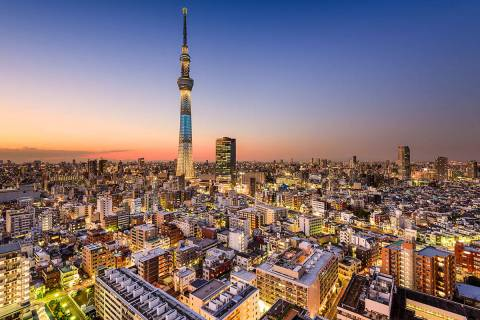 Tokyo, Japan (Getty Images)
