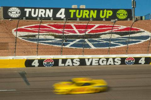 The Las Vegas Motor Speedway will have four blood drives in the next month, due to the coronavi ...
