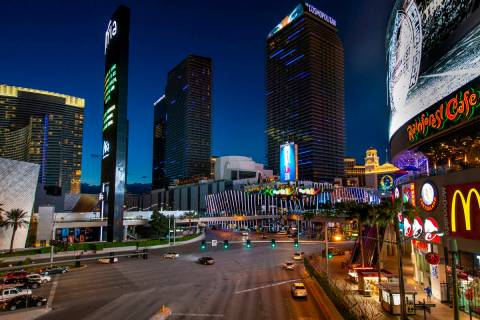 The Cosmopolitan of Las Vegas is temporarily closing, the latest hotel-casino on the Strip to s ...