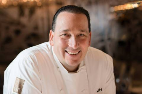Cut chef Matt Hurley will begin guest-chef-takeout series at Wolfgang Puck Players Locker. (Wol ...