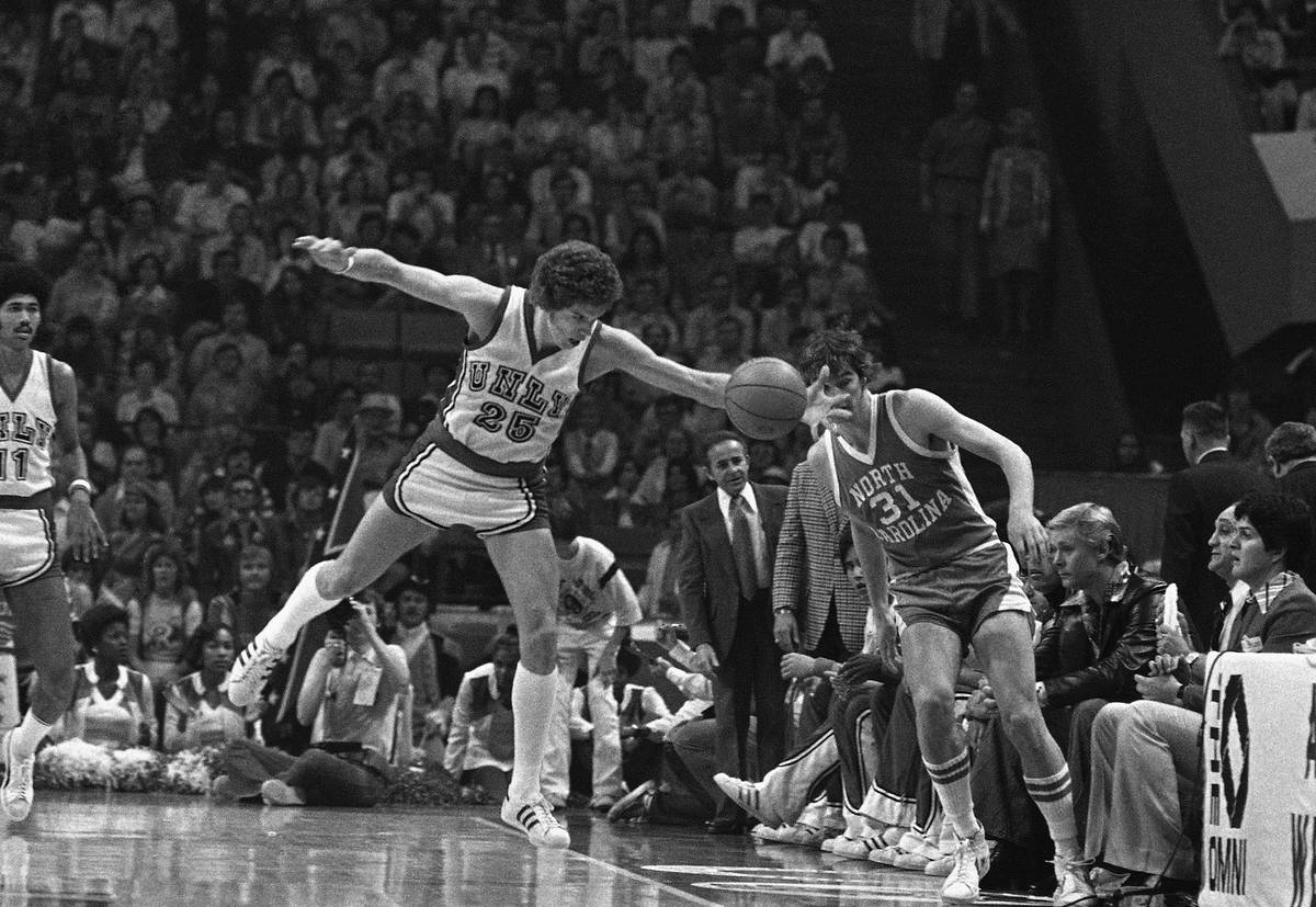 Unlv S Final Four History Remembered Las Vegas Review Journal