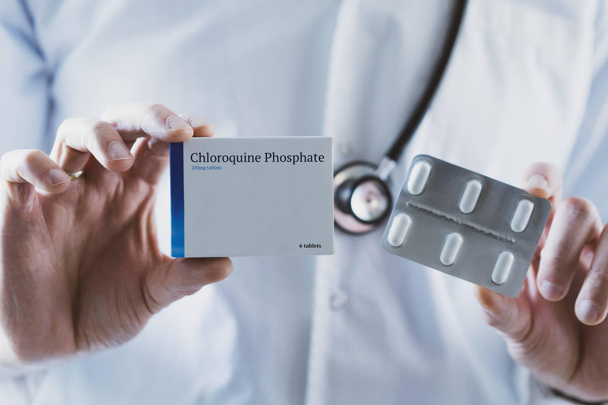 chloroquine diphosphate store shipping to ca
