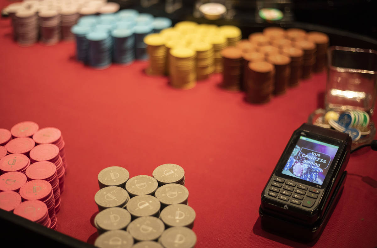 The state Gaming Control Board on Thursday reported Nevada's 441 licensed casinos won $1.043 ...