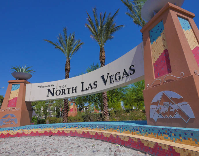 (North Las Vegas website)