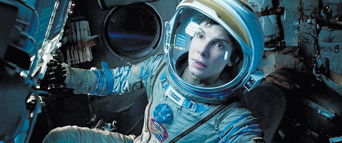 FILE - This image released by Warner Bros. Pictures shows Sandra Bullock in a scene from the fi ...