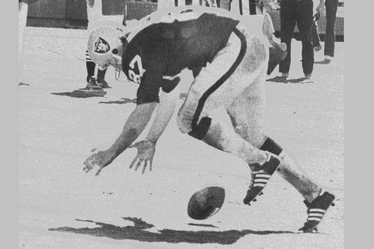 """One of Bill King's most memorable calls was the famous """"Holy Roller."""" On Sept. 10, 1978, Oaklan ..."""