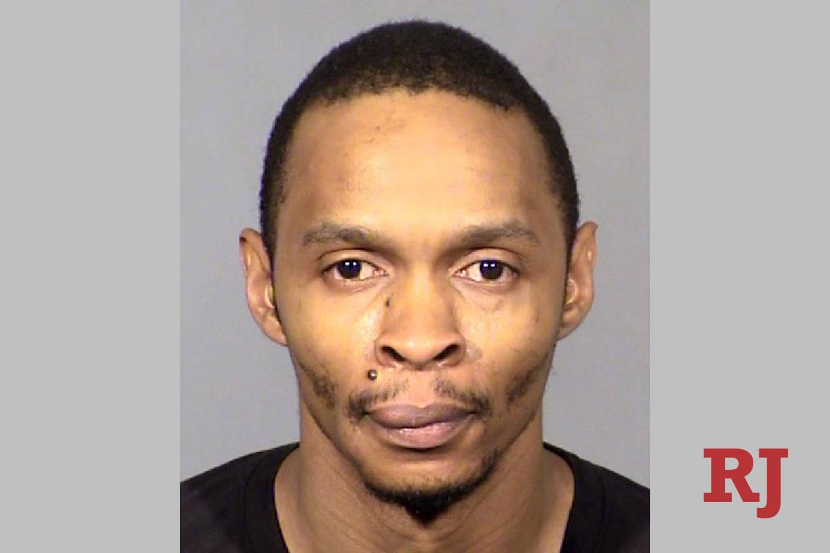 Seldon Harris (Las Vegas Metropolitan Police Department)