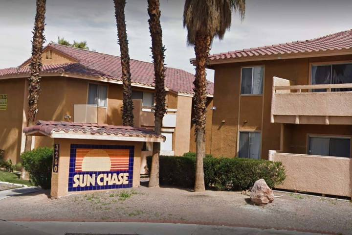 Sun Chase Apartments. (Google street view)