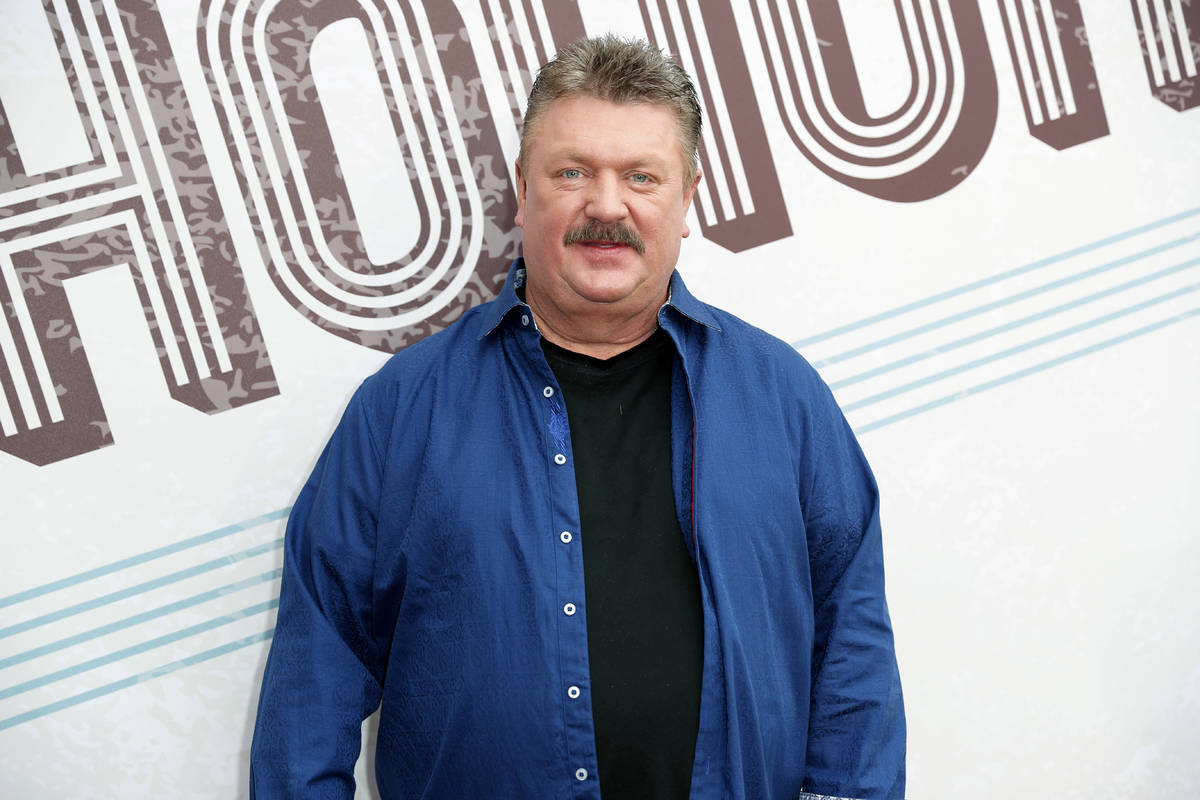 FILE - This Aug. 22, 2018 file photo shows Joe Diffie at the 12th annual ACM Honors in Nashvill ...