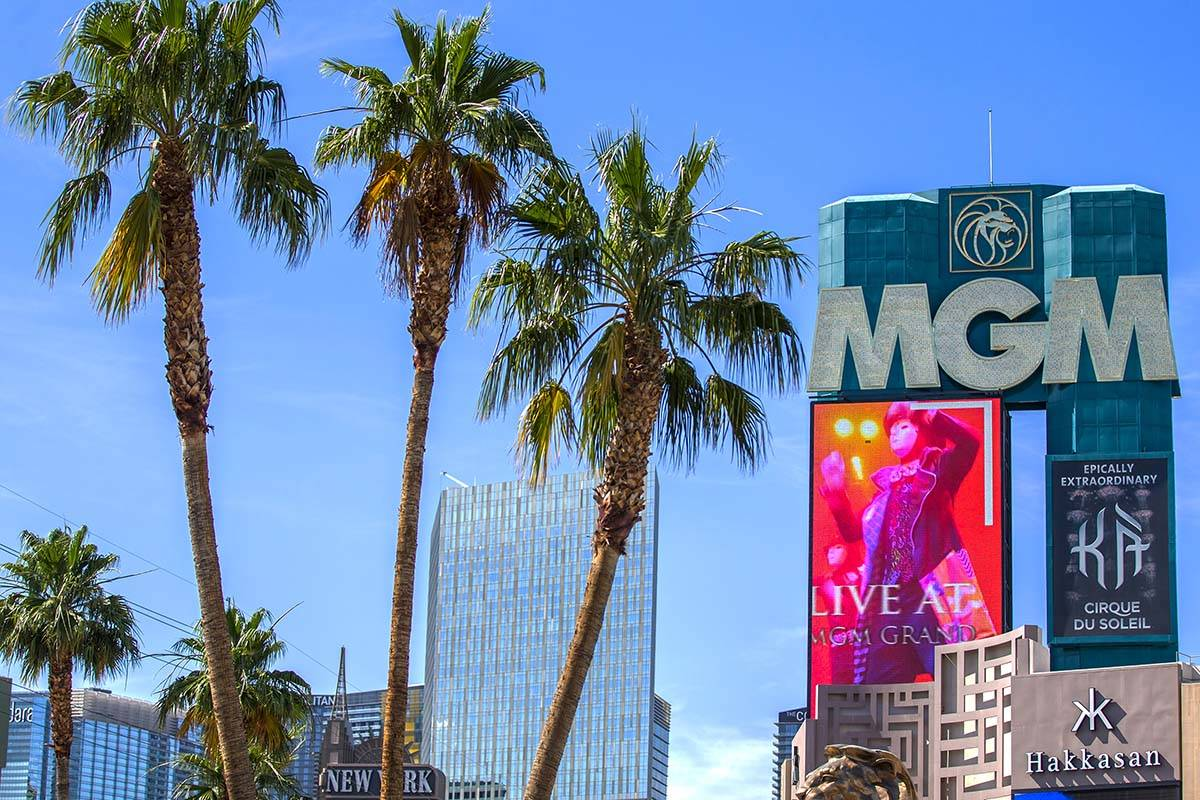 MGM Resorts International is delaying a plan to develop an integrated resort in Osaka, Japan. ( ...