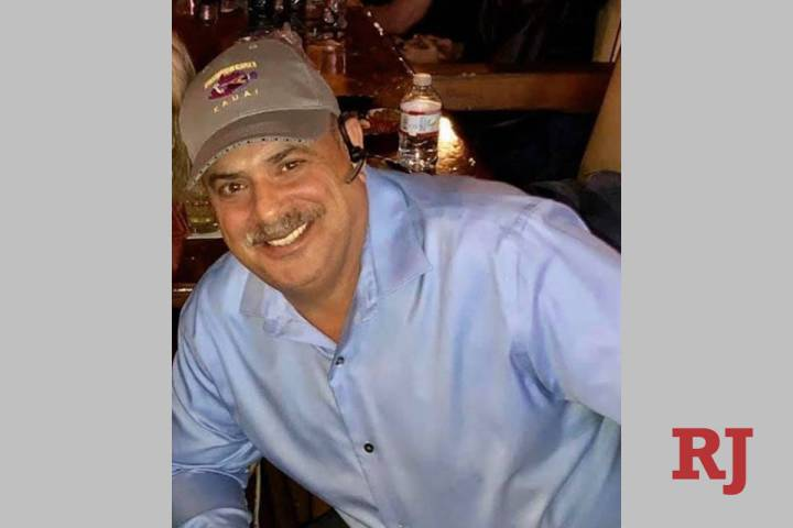 Howard Berman, 66, died Tuesday, March 24, 2020, of COVID-19 at Summerlin Hospital Medical Cent ...