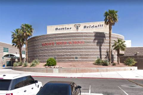 Mojave High School (Google)