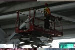 Allegiant Stadium construction continues amid 30-day state shutdown