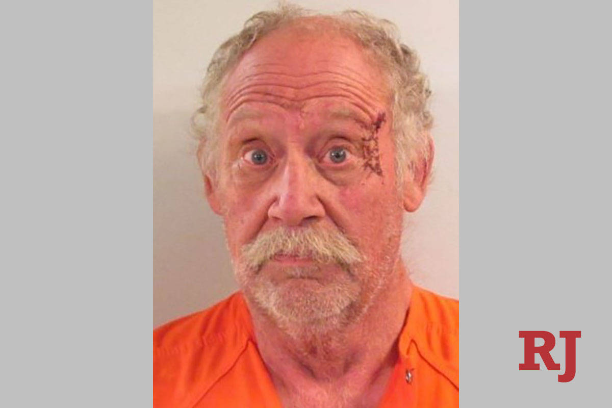 John Dabritz, 65 (Nevada Highway Patrol)