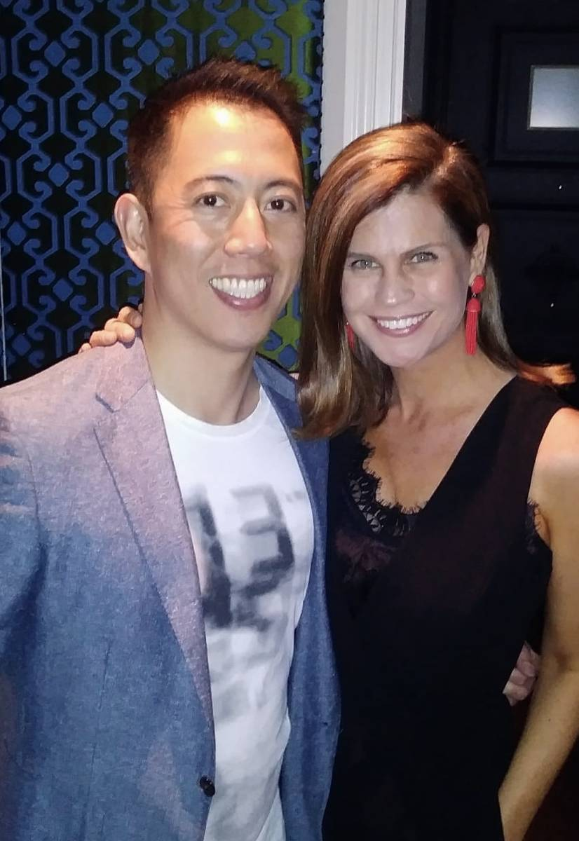 David and Katy Tsai