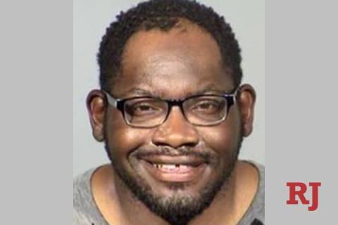 Michael Nickson (Las Vegas Metropolitan Police Department)