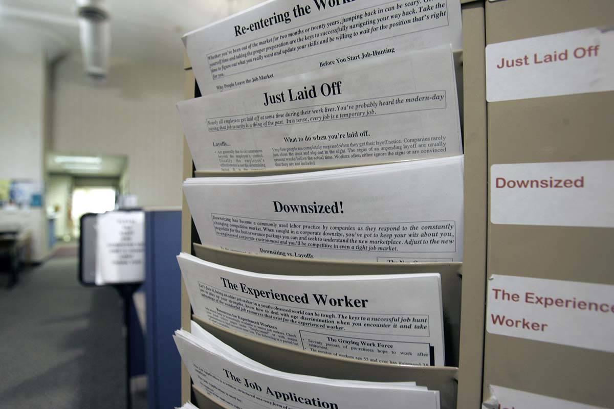 A record 6.6 million people filed for unemployment last week, more than twice the amount who fi ...