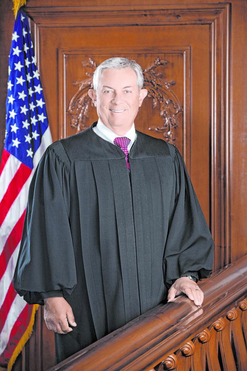 Nevada Supreme Court Judge James Hardesty.