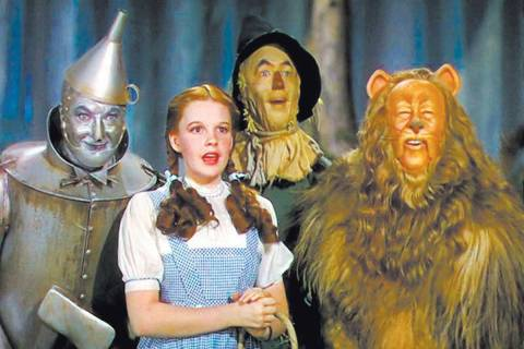 """The Wizard of Oz"" was the first selection of The AFI Movie Club. (MGM)"