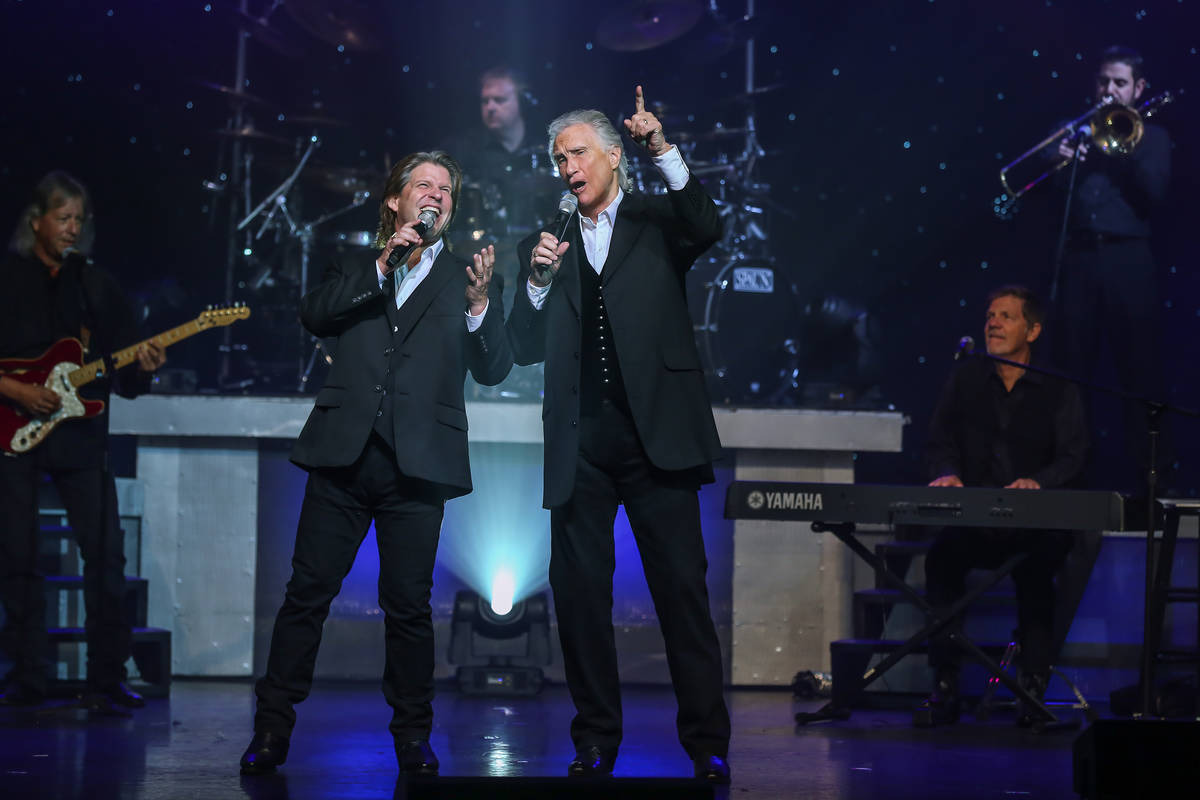 The Righteous Brothers (Bill Medley with Bucky Heard)