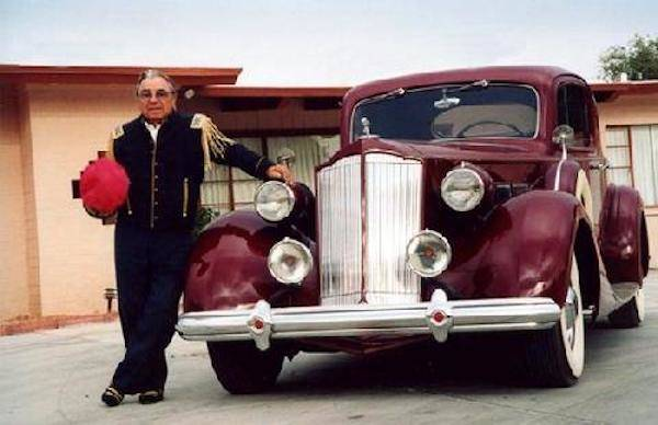 """""""Uncle"""" Phil Maloof, an avid classic-car and art collector died of coronavirus in Las Vegas on ..."""
